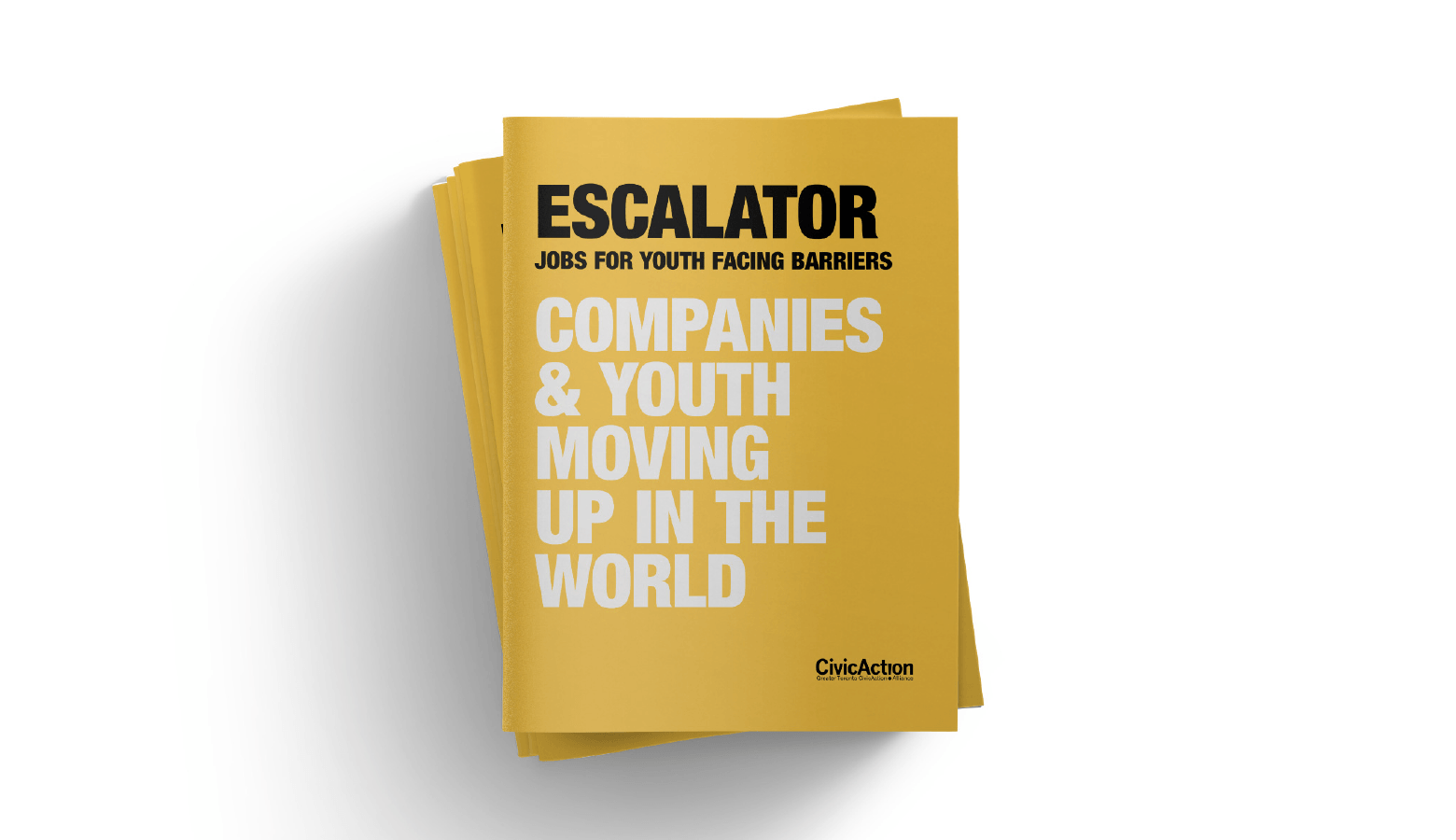 CivicAction's Escalator